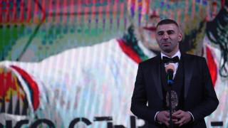 Владислав Стоянов: Дано догодина да съм отново тук, но с друга награда