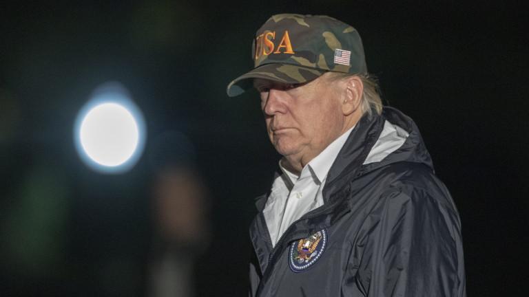 Президентът на САЩ Доналд Тръмп обяви, че планира да посети