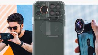 Как да добавим още лещи на гърба на iPhone 11 Pro