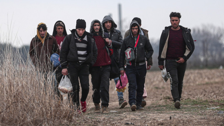 Масов бой е станал в мигрантския център в столичния кв.