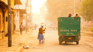 Ню Делхи е столицата с най-мръсен въздух в света през 2018 г.