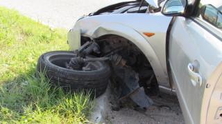 Пет автомобила се сблъскаха в Шумен