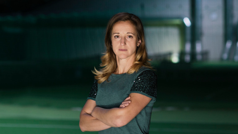 Магдалена Малеева загуби първия си мач на двойки при легендите