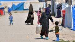 Брюкселски съд връща в Белгия от Сирия жена на джихадист от ДАЕШ и нейните деца