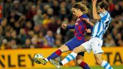 Антоан Гризман няма намерение да си тръгва от Барселона