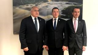 Приеха програмата за приоритетите на Триото Естония-България-Австрия