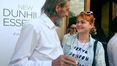Рут Колева се снима с Улай