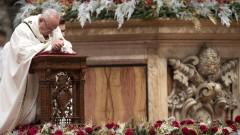 Папата зове за Йерусалим на две държави и уважение към мигрантите