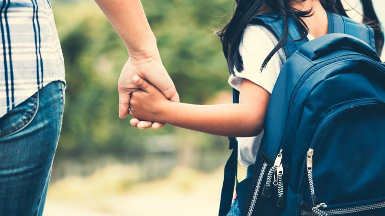60 000 първокласници тръгват на училище тази година