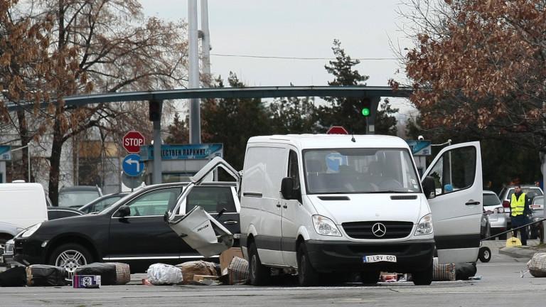 Бус блъсна и уби мъж на пътя Севлиево – Габрово