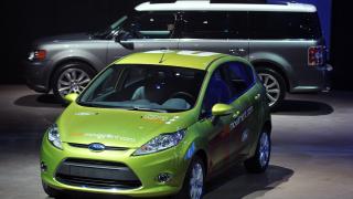 Ford разработва SUV вариант на модела Fiesta