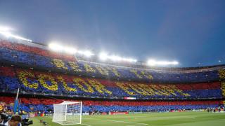 """Кандидидат за президент обеща да преименува стадиона на Барселона на """"Камп Ноу Лео Меси"""""""