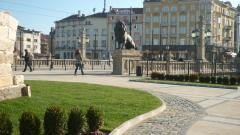 Акция за нелегални мигранти се провежда в центъра на София