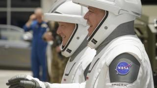 Лошо време и НАСА отложи полета на SpaceX