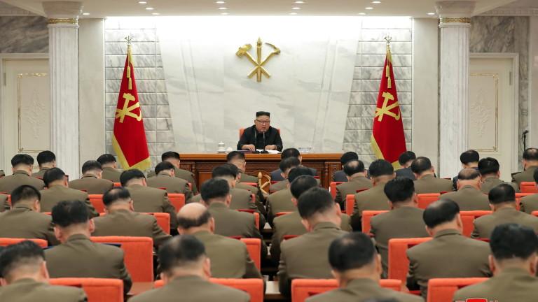КНДР се опитва да скрие съоръжение с ядрени оръжия