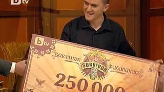 Георги Кехайов спечели Survivor: Филипините