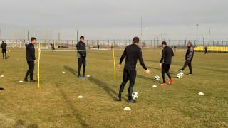 Ботев (Пловдив) ще играе срещу поляци в Турция