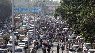 Върховният съд на Индия забрани горенето на стърнища в битката с мръсния въздух в Делхи
