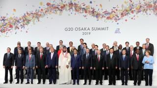 Тръмп преговаря за търговията на Г-20, Китай и други клеймят протекционизма