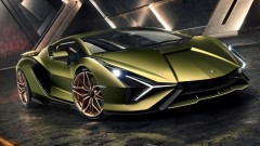 Lamborghini Sián - първият хибрид на марката идва с 819 коня