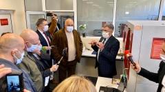 Голям поклон и благодарност за габровските медици от Бойко Борисов