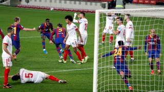 """Нов подвиг с марката """"Барселона"""", спиращ дъха мач прати каталунците на финал за Купата на Краля"""