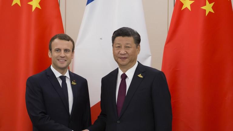 Влиянието на Франция в Африка е засенчено от новата глобална сила - Китай