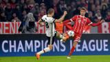 Байерн (Мюнхен) - Бешикташ 5:0, нов гол на Левандовски