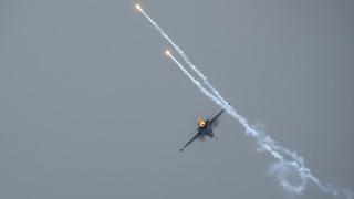 Бюджетният дефицит лети на крилете на F-16 до 2.1% от БВП