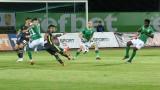 Берое и Лудогорец не се победиха в двубой от Първа лига - 1:1