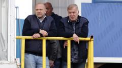 Тити Папазов и Наско Сираков са се срещнали с братя Домусчиеви