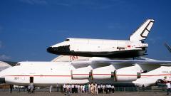 """Китай възражда украинската """"Мечта"""" – най-големия самолет в света"""