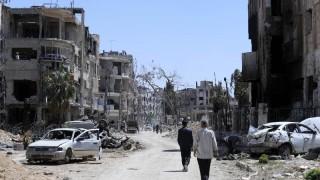 17 цивилни жертви в Сирия при въздушни удари на силите на Асад
