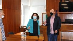Гешев стигна и до Апелативната прокуратура във Велико Търново
