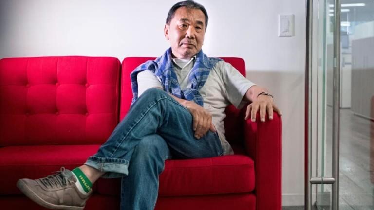 Харуки Мураками пуска серия тениски, вдъхновени от романите му, в