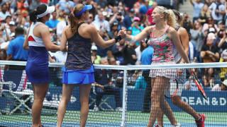 Мартина Хингис с две титли от US Open 2017