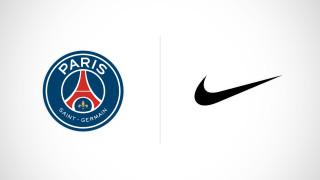 Историческият договор между ПСЖ и Nike