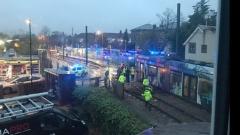 Жертвите на трамвайната катастрофа в Лондон вече са 7