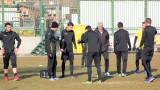 Ботев (Пд) вдигна контузените за мача с Черно море
