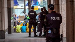 Трима задържани при мащабна антитерористична акция в Сидни