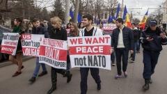 Спрете да набирате молдовски граждани за армията си, призова Кишинев Русия