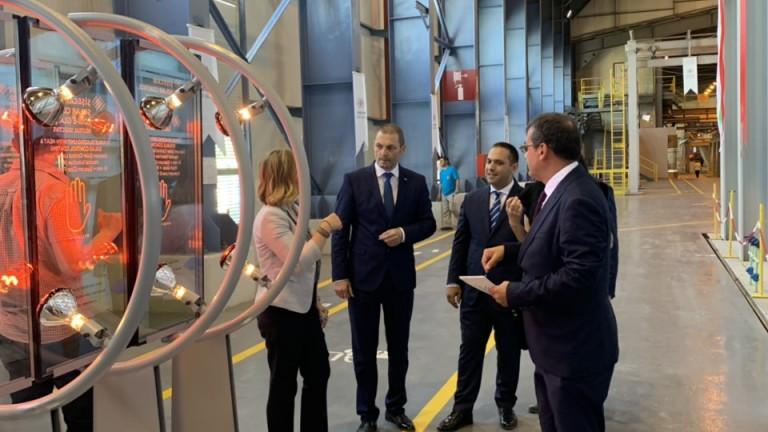 Снимка: Тракия Глас България откри нова инвестиция за €42 милиона