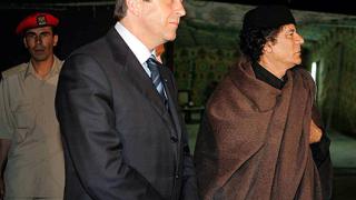 Първанов: Готвих се години за срещата си с Кадафи