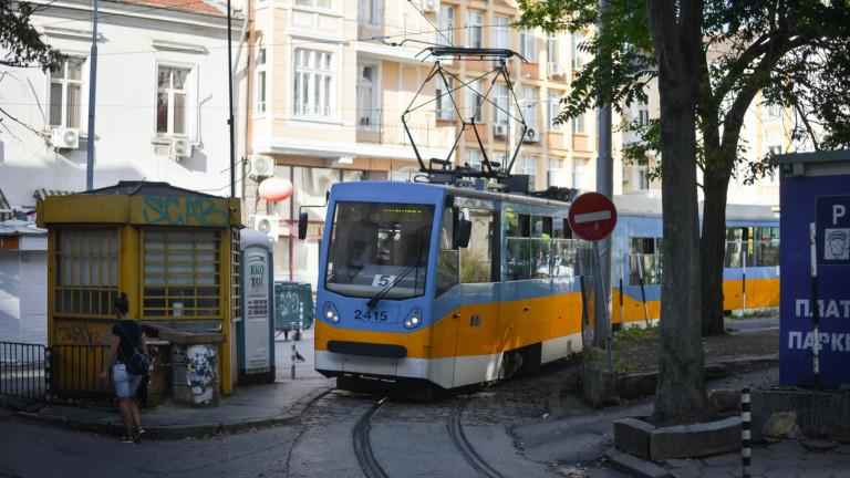 Промяна в маршрута на четири автобуса в столицата