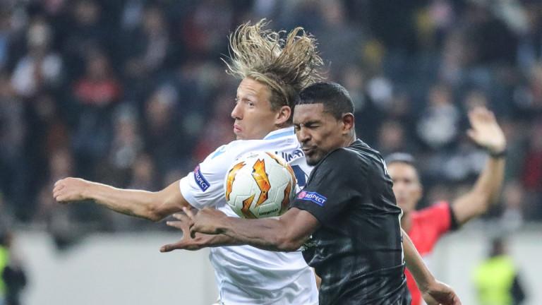Нова операция претърпя полузащитникът на Лацио Лукас Лейва. Футболистът използва
