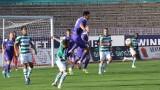 Етър победи Черно море с 1:0 в мач от първенството