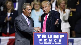 Тръмп иска Фарадж за посланик на Великобритания в САЩ