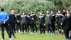 Черно море замина за Банско с група от 27 футболисти