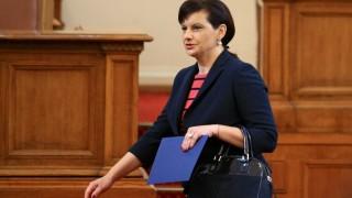 Дариткова упреква шефа на НЗОК за ефектния край на мандата му