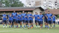 Жубал Роха Мендес Жуниор и Хосе Лион Барбоса де Лучена започват с Левски?